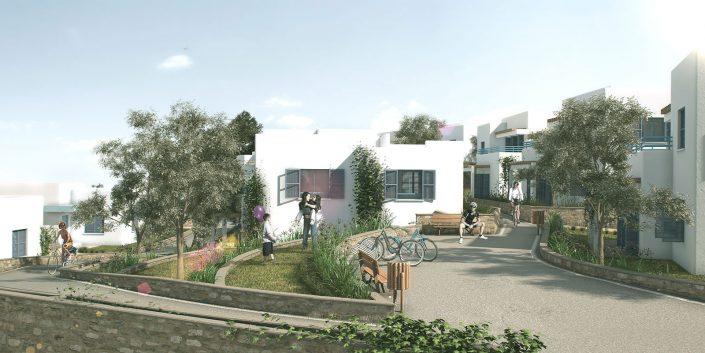 הדמית אדריכלות הסטודיו של ISRAEL3D
