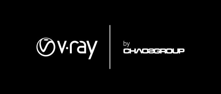 לוגו ויריי כאוס גרופ V-Ray Chaos Group
