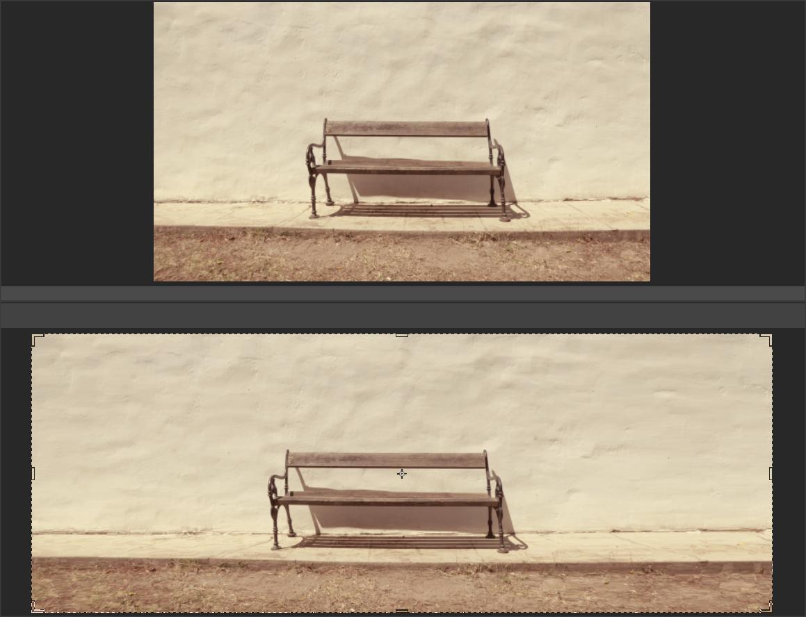 לפני ואחרי השימוש בכלי