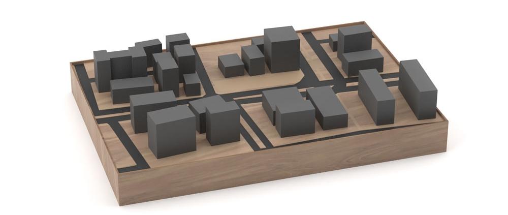 מודל תלת ממדי מוכן להדפסה בתלת מימד