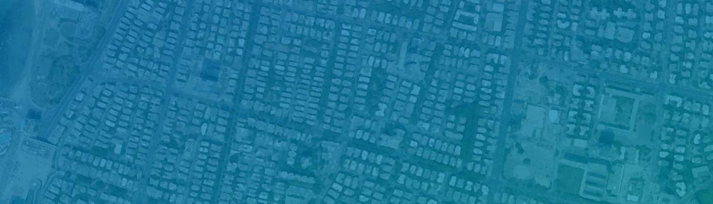תצלום אוויר של תל אביב
