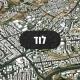מודל תלת ממדי עירוני של העיר לוד