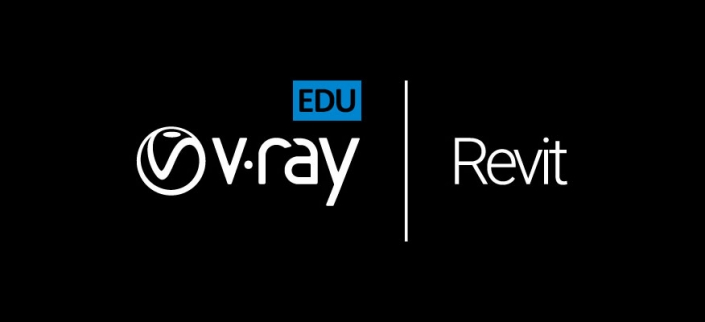 V-Ray_Revit_logo_W-EDU