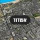 מודל תלת ממדי עירוני של העיר אשדוד
